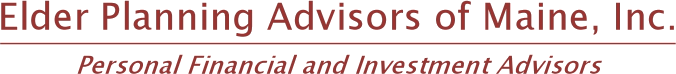 Elder Planning Advisors of Maine, Inc. - Personal Financial and Investment Advisors